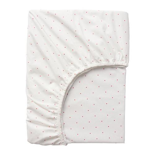 RÖDHAKE ropa de cuna, 3 piezas