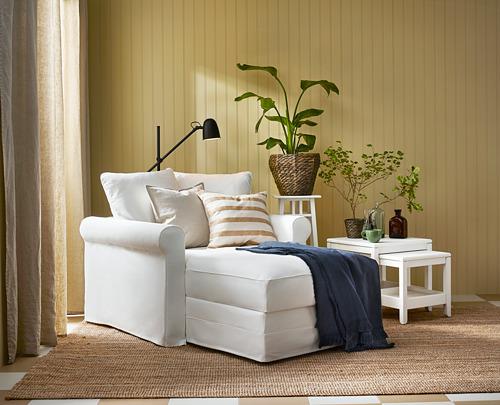 LOHALS alfombra, lisa, 200x300cm