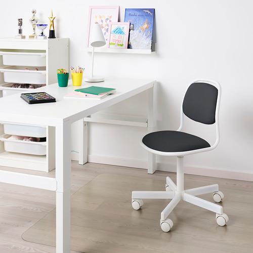 ÖRFJÄLL silla escritorio niño