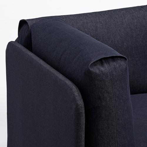 RÅVAROR diván con 2 colchones