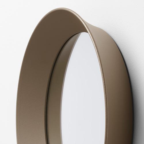 LANGESUND espejo, 25cm de diámetro