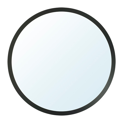 LANGESUND espejo, 80cm de diámetro