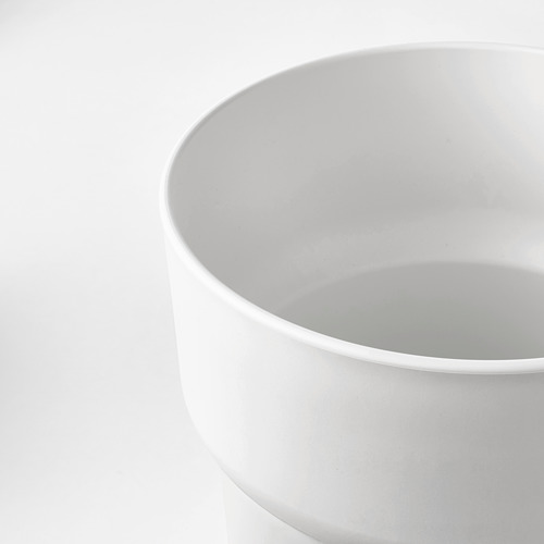 FÖRENLIG Macetero, diámetro máximo maceta, 24 cm