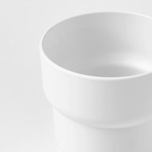 FÖRENLIG macetero, diámetro máximo maceta, 9 cm