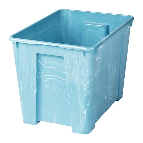 SAMLA caja, 22 litros