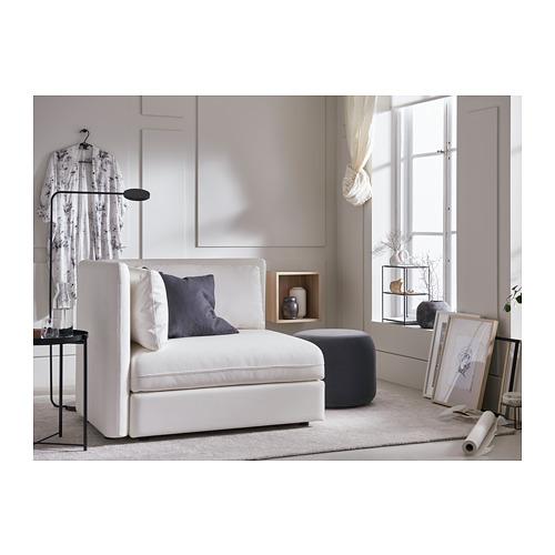 VALLENTUNA módulo sofá cama con respaldos