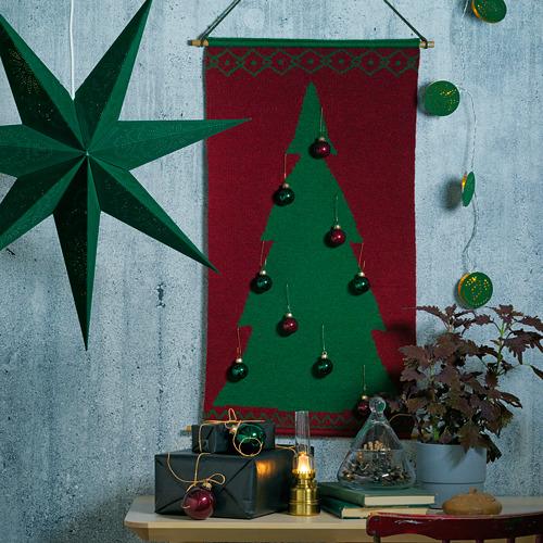 VINTER 2020 decoración de pared de navidad, 45x75cm