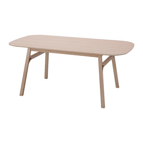 VOXLÖV mesa de comedor, 180cm de longitud