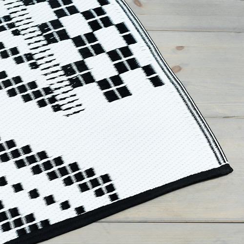 SAMMANKOPPLA alfombra, lisa, 180x240cm
