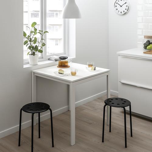MELLTORP/MARIUS mesa y 2 taburetes