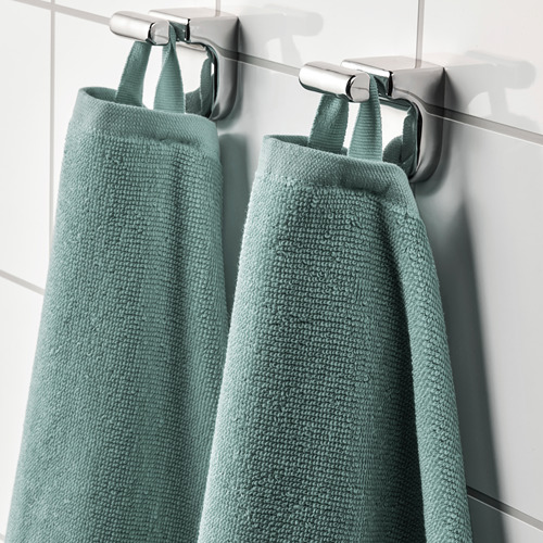 VÅGSJÖN toalla de visita, peso: 400 g/m²