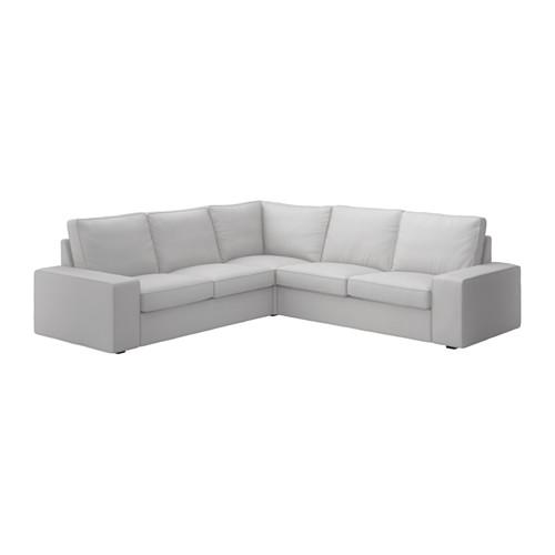 KIVIK sofá 4 plazas esquina