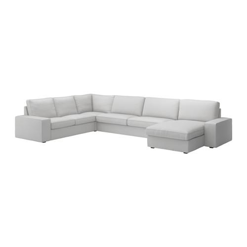 KIVIK sofá 6 plazas esquina