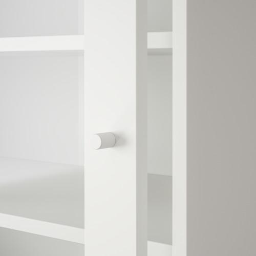 SYVDE armario con puertas vidrio correderas
