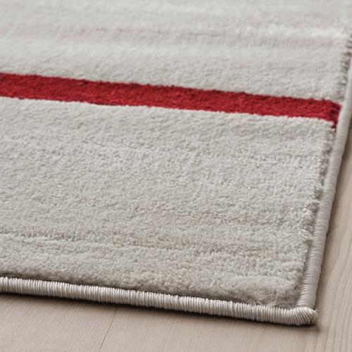 LILLEVORDE alfombra, pelo corto, 133x195cm
