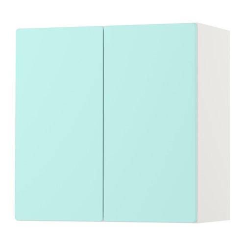 SMÅSTAD armario de pared, 60x30x60cm