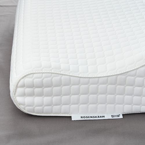 ROSENSKÄRM almohada ergonómica de espaldas y de lado, 50cm