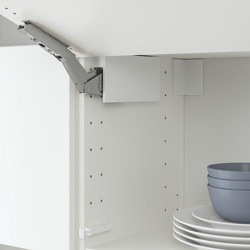 UTRUSTA bisagra apertura a presión  cajón horizontal