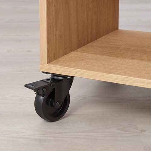 RÅVAROR banco con ruedas