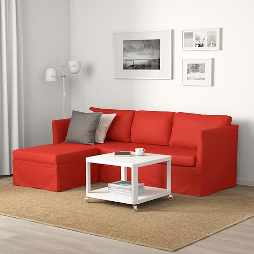 BRÅTHULT sofá 3 plazas esquina