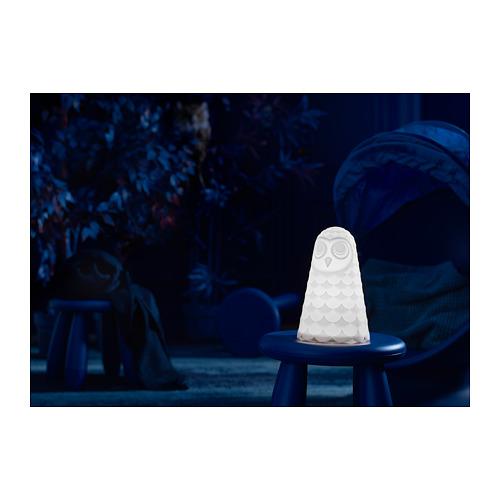SOLBO lámpara de mesa LED integrada