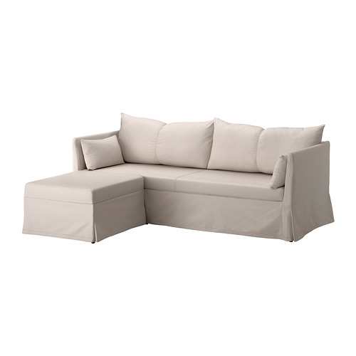 SANDBACKEN sofá cama 3 plazas