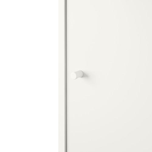 KLEPPSTAD armario con 2  puertas correderas