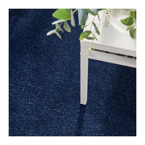 TYVELSE alfombra, pelo corto, 170x240cm