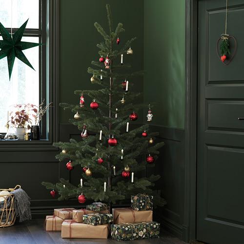 VINTER 2020 árbol de navidad artificial, 205cm de altura