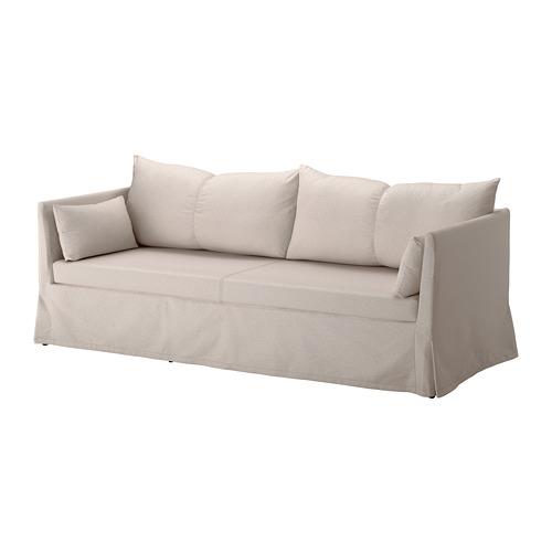 SANDBACKEN sofá 3 plazas