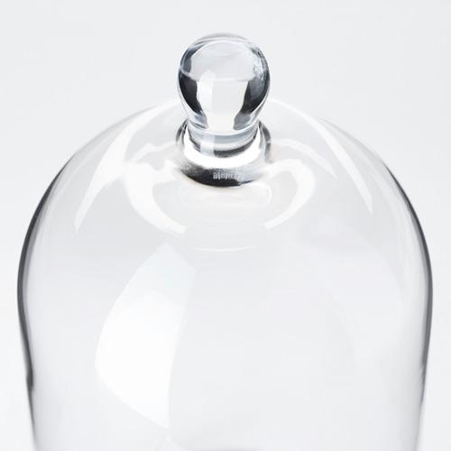 MORGONTIDIG campana de vidrio