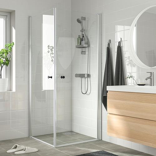 OPPEJEN mampara ducha 2 puertas