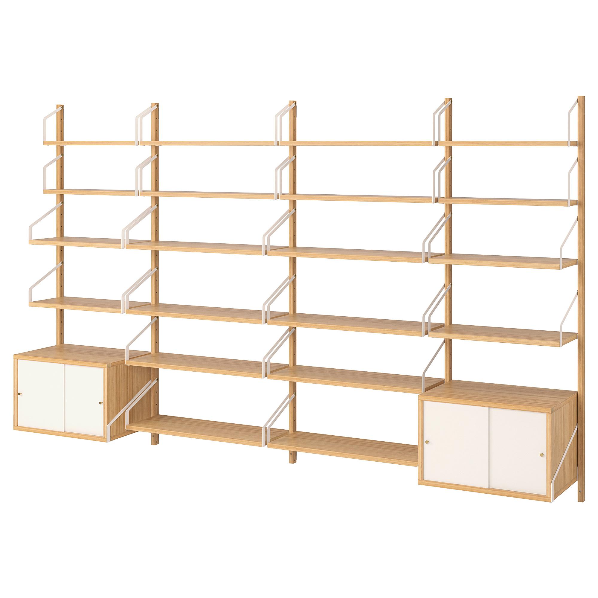 SVALNÄS Balda, bambú, 61x25 cm IKEA