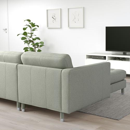 LANDSKRONA sofá 4 plazas