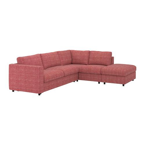 VIMLE funda para sofá 4 plazas esquina