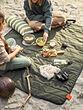 FJÄLLMOTT manta picnic