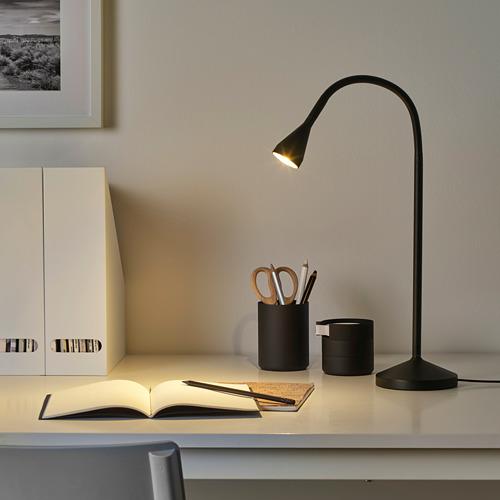NÄVLINGE lámpara flexo de trabajo, led incluida