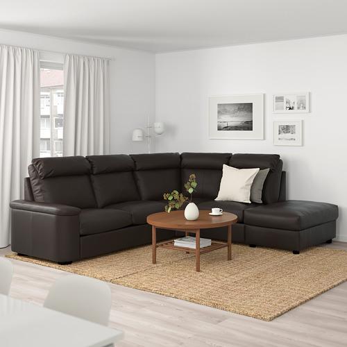 LIDHULT sofá 5 plazas esquina