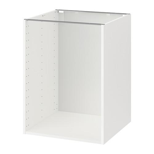 METOD estructura armario bajo