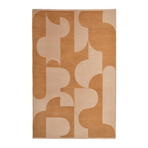 RÖDASK alfombra, 133x195cm