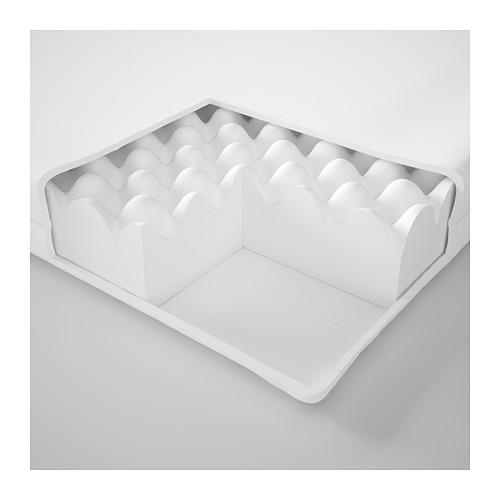 MOSHULT colchón espuma, 160cm