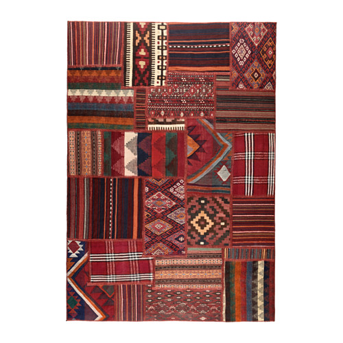 PERSISK KELIM TEKKEH alfombra oriental, 150x200cm