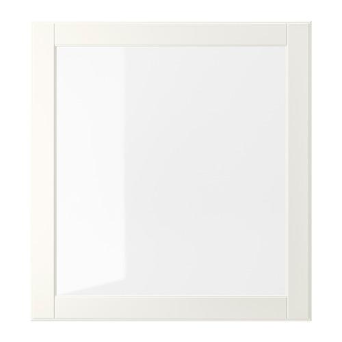 OSTVIK puerta de vidrio