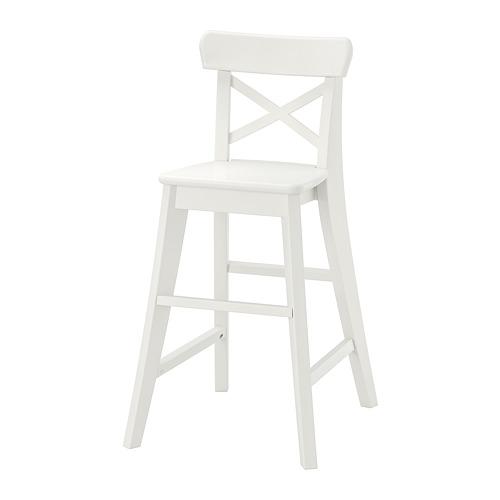 INGOLF silla alta para niños