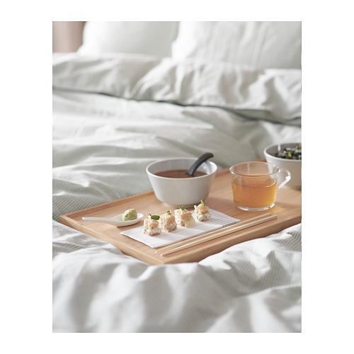 RESGODS bandeja de cama, 29x52cm, altura 22,5cm