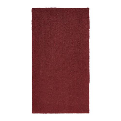 TYVELSE alfombra, pelo corto, 80x150cm