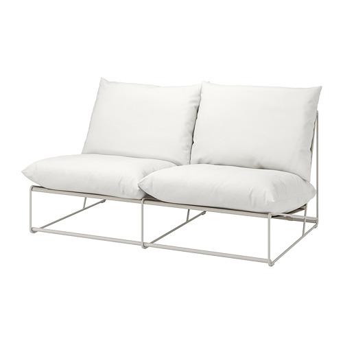 HAVSTEN sofá 2 int/ext