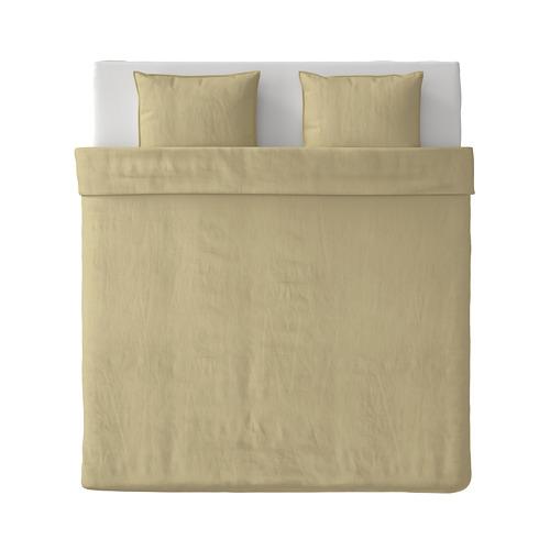 ÄNGSLILJA funda nórdica para cama doble  y 2 fundas almohada, 125 hilos