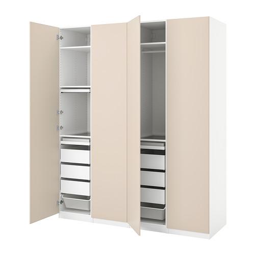 PAX/REINSVOLL combinación armario