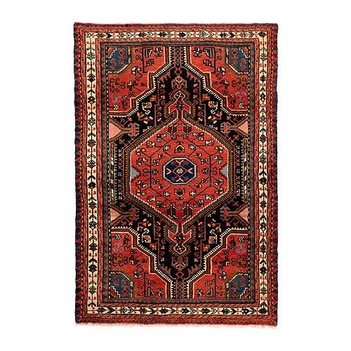 PERSISK HAMADAN alfombra oriental, 100x150cm